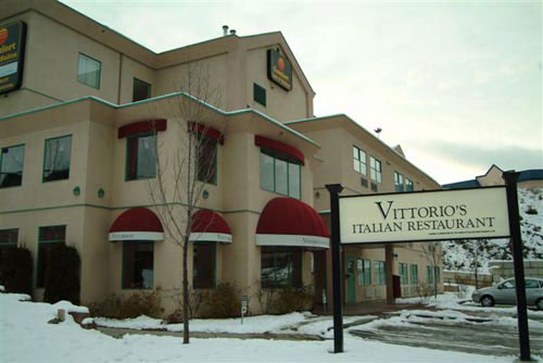 Need a hotel in Kamloops?