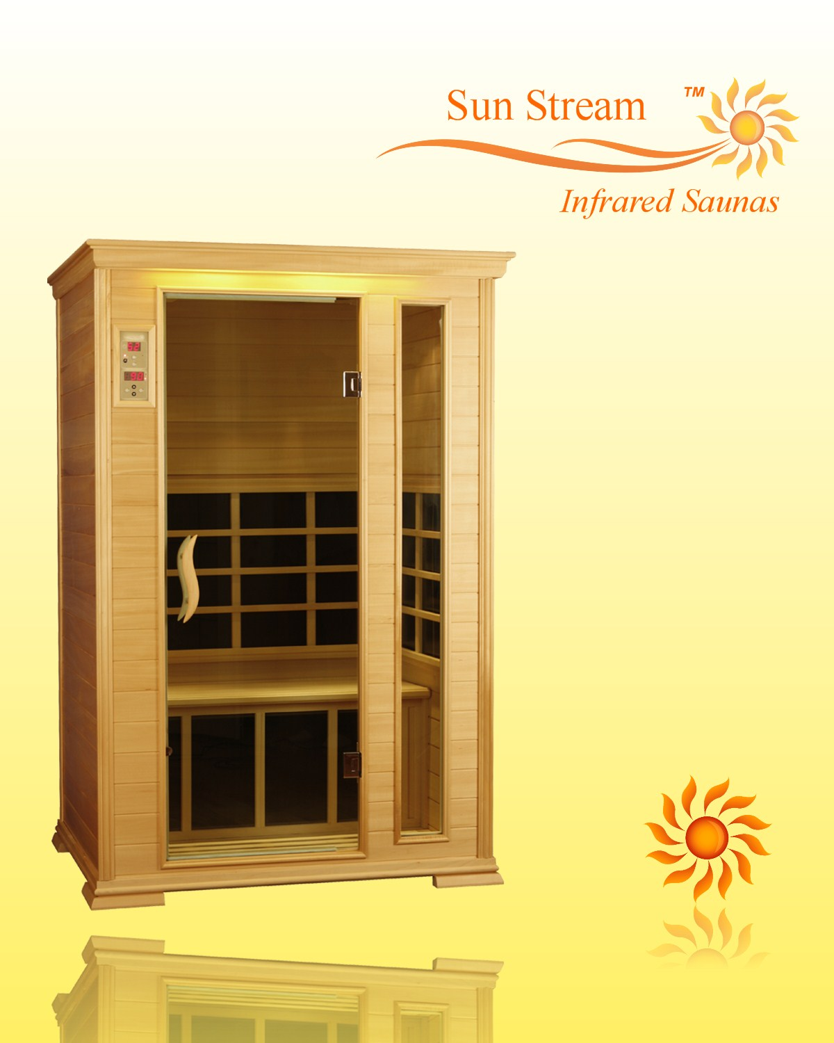 Sun Stream Infrared Sauna