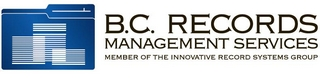 BC Records Management Ltd