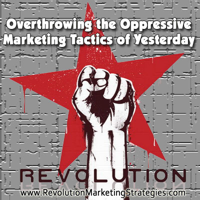 Revolution Marketing Strat