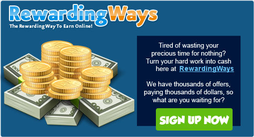 RewardingWays - Earn Money