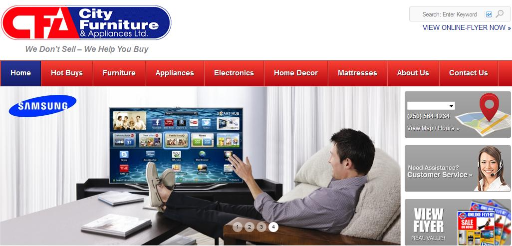 City Furniture & Appliance