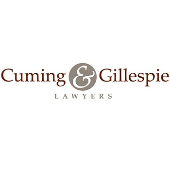 Cuming & Gillespie - Alber