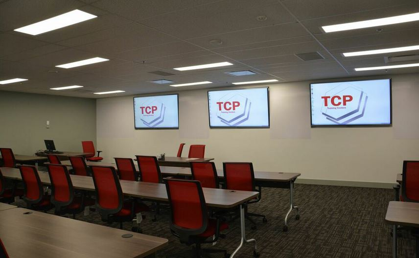 TCP Training Centers Vanco