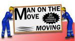 Man on the Move Moving
