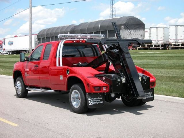 Tow Truck Service Calgary